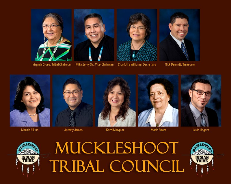 Muckleshoot Tribal Council 2013-14